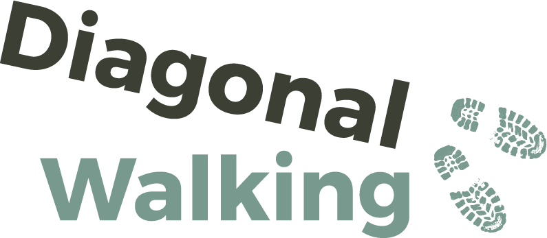 Diagonal Walking